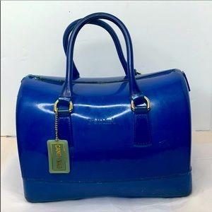 FURLA CANDY BAG in Bluette